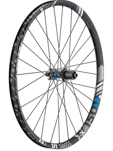 "DT Swiss HX 1501 Spline One - 27,5"" Hybrid Boost 30mm negro"